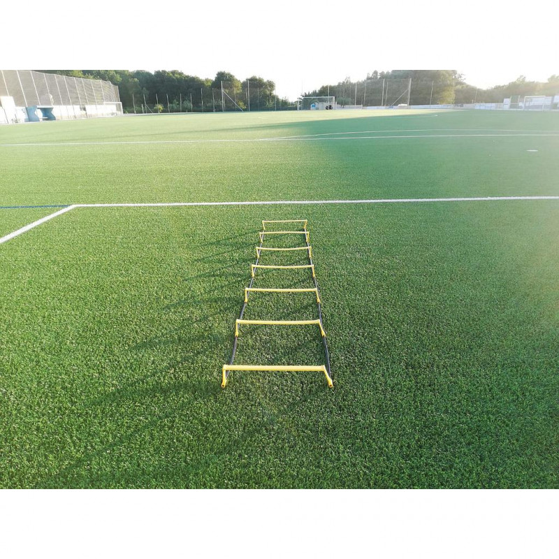 AGILITY LADDER WITH STEPS