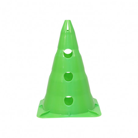 MARKER CONE WITH STAND FOR POLE AND RING LIGHT